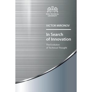Izdevuma In Search of Innovation vāks